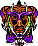 Máscara antigua. libre illustration