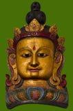 Máscara antigua tíbet Budismo Imagenes de archivo