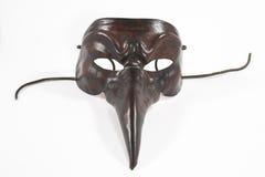 Máscara asustadiza Fotografía de archivo libre de regalías