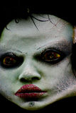 Máscara asustadiza Imagen de archivo libre de regalías