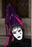 Máscara, carnaval de Veneza Foto de Stock Royalty Free