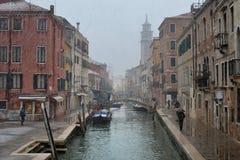 Máscara Carnaval Venecia Fotografía de archivo