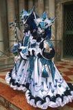 Máscara - carnaval - Venecia - Italia Fotografía de archivo libre de regalías