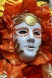 Máscara - carnaval - Veneza - Italy fotografia de stock royalty free