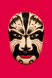 Máscara chinesa Imagem de Stock Royalty Free