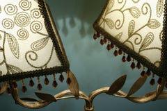 Máscara com grânulos Imagens de Stock Royalty Free