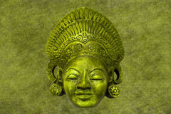 Máscara cultura-histórica velha Foto de Stock Royalty Free