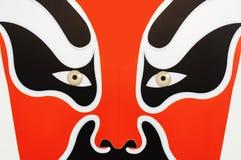 Máscara da ópera de Beijing imagem de stock royalty free