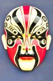 Máscara da ópera do chinês tradicional Fotografia de Stock Royalty Free