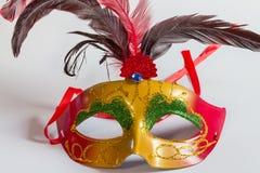 Máscara da fantasia Foto de Stock