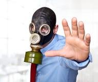 Máscara da proteção fotos de stock
