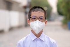 Máscara da proteção da poeira fotografia de stock royalty free