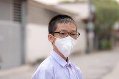 Máscara da proteção da poeira imagens de stock