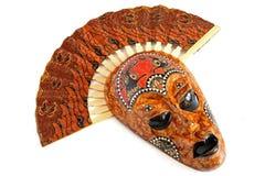 Máscara de Austrália Imagens de Stock