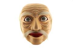 Máscara de Bali imágenes de archivo libres de regalías