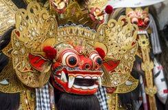 Máscara de Barong imagens de stock royalty free
