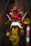 Máscara de Barong Bali Fotos de archivo libres de regalías