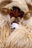 Máscara de Buso Fotos de Stock