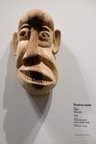 Máscara de Candia Fotografía de archivo