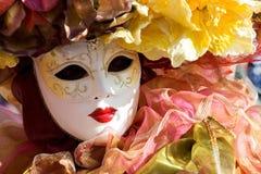 Máscara de Carneval Fotografía de archivo
