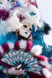 Máscara de Carneval imagen de archivo libre de regalías