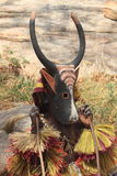 Máscara de Dogon Fotografia de Stock