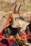 Máscara de Dogon Foto de archivo libre de regalías