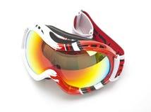 Máscara de esquí Fotos de archivo