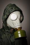 Máscara de gás Imagens de Stock
