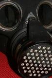 Máscara de gás da guerra de mundo 2 imagens de stock