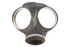 Máscara de gás velha Foto de Stock