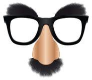 Máscara de Groucho Fotos de Stock