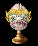 Máscara de Hanuman ilustração do vetor
