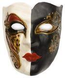 Máscara de la mascarada Foto de archivo libre de regalías