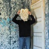 Máscara de la memoria Foto de archivo libre de regalías