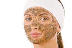Máscara de la purificación fotos de archivo