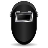 Máscara de la soldadura Foto de archivo libre de regalías