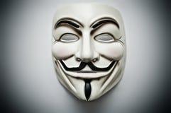 Máscara de la venganza Fotos de archivo