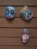 Máscara de los artes Imagen de archivo libre de regalías