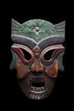 Máscara de madeira Imagem de Stock