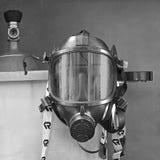 Máscara de oxígeno imagen de archivo libre de regalías