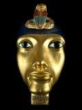 Máscara de Pharaon Fotos de archivo libres de regalías