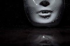 Máscara de Víspera de Todos los Santos Fotos de archivo