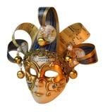 Máscara de Venecia Fotos de archivo libres de regalías