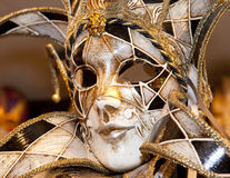 Máscara de Venecia Imagen de archivo libre de regalías