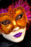 Máscara de Veneza Imagem de Stock