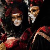 Máscara de Veneza Imagem de Stock Royalty Free