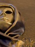 Máscara de Veneza (2475) Imagens de Stock