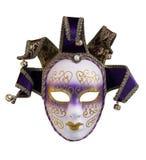 Máscara de Veneza Imagens de Stock