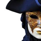 Máscara de Venezia Fotografía de archivo libre de regalías